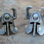 Thulsa Doom Paracord Skull Bead