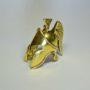 spartan-antique-gold-single-paracord-bead